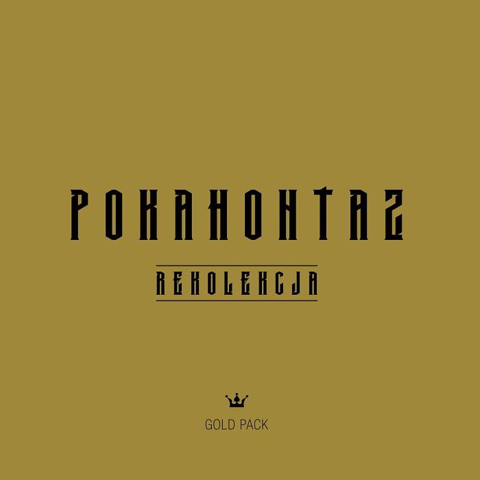 pokahontaz-rekolekcja-okladka-autor-okladki-lukasz-siekanowicz